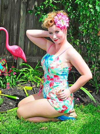 Jessie Rox | Miss Houston Vintage 2013