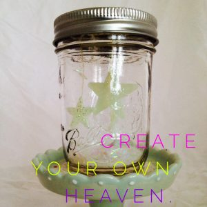 Create Your Own Heaven | Inspirational Quotes from the Pop Shop America Blog