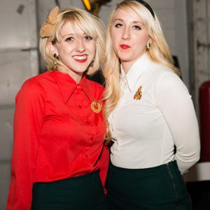 The Weaver Sisters Here Come the Girls Djs Houston | Live Music Houston