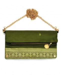 Cross Body Clutch by Lallitara