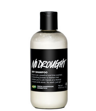 No Drought Dry Shampoo - Lush Cosmetics