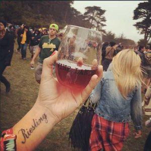 Wine Lands at Outside Lands Festival San Francisco Best Art Festivals