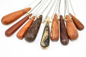 Handmade Wooden Jewelry by Once Again Sam North Carolina Handmade