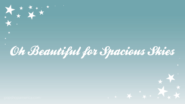 Oh Beautiful Printable Desktop Background