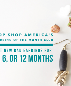 earring of month club