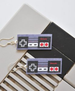 Nintendo Dangle Earrings