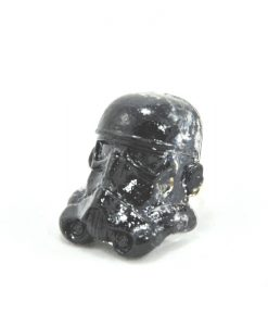 Storm Trooper Ring- black