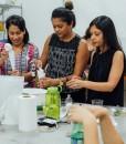 bath soaks workshop in action 2