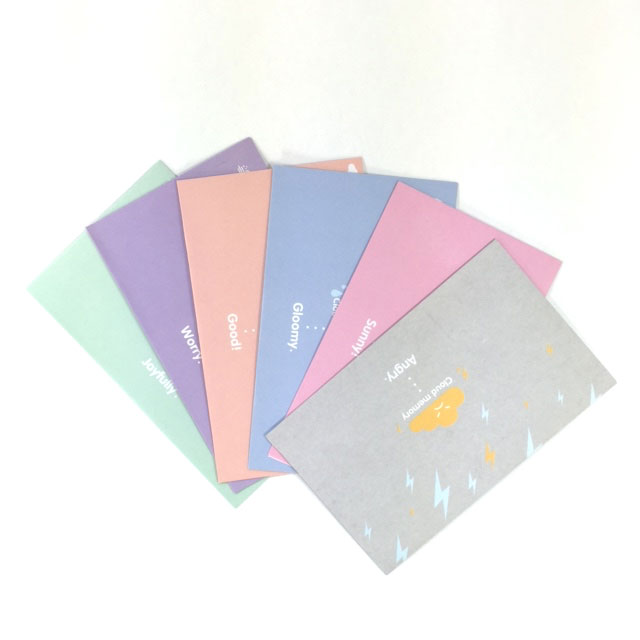 cloud memory stationery