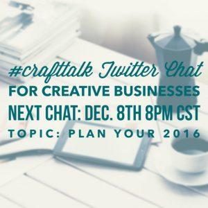 crafttalk-twitter-chat-dec-2015