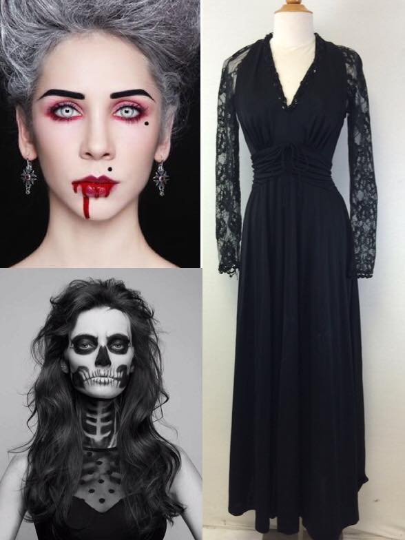 corpse bride | Halloween Costume | Turn Everyday Vintage into Extraordinary Halloween Costumes