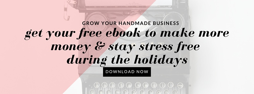 get the free crafttalk ebook now and grow your handmade business