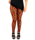 Shining Leggings | Overlook Hotel Tights | Horror Movie Classics Clothing | handmade in Texas by Sex and Death | Shop at Pop Shop America Online Boutique