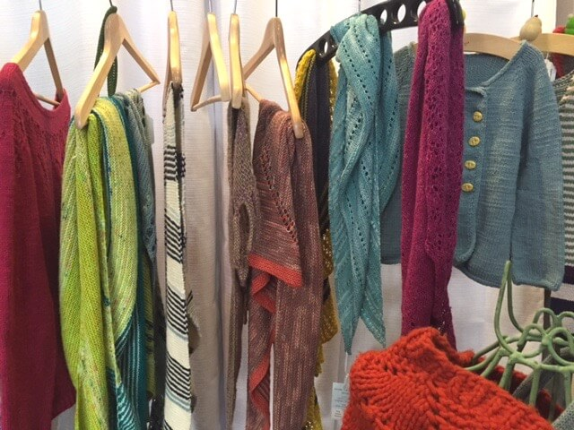 clothing at hidden river yarn | Hidden River Yarn Shop Manayunk Philadelphia | Handmade in Philadelphia