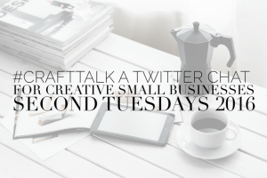 crafttalk community for small business promo 2016 | grow your handmade business | small business tips