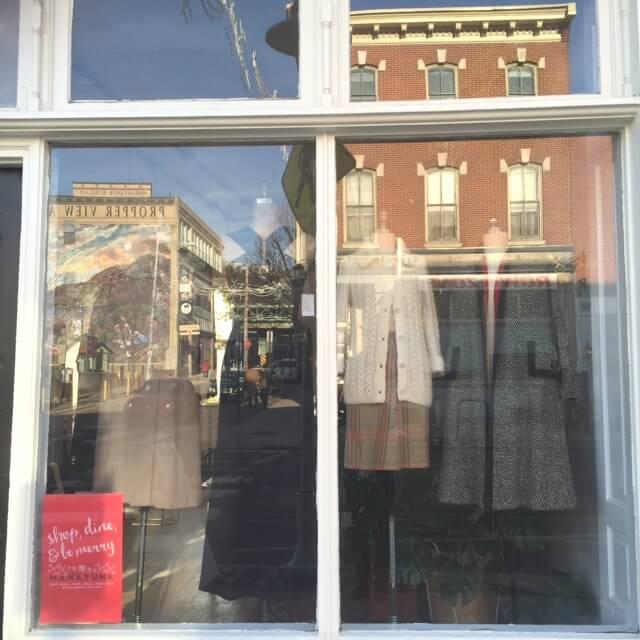 millay vintage | Vintage Boutiques Philadelphia | Manayunk Shopping | Edwardian 20s Turn of the Century Era Vintage