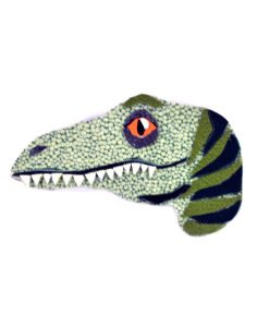 green-velociraptor-dinosaur-leather-jewelry