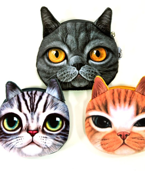 kittens-coin-purse | Cat pouches Shop Cat Coin Purse at Pop Shop America Online Fashion Website