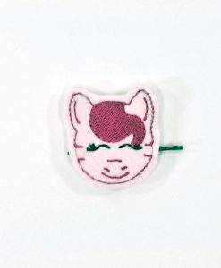 pinkie-pie-barrette | My Little Pony Barrette | Handmade Hair Accessories | Anime and Comics Jewelry at Pop Shop America