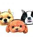 puppy-coin-purse-all | coin purse with dogs | cute kawaii accessories and womens fashion at Pop Shop America online boutique