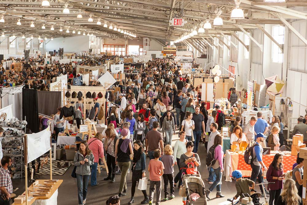 the best spring summer craft fairs in the usa 2016
