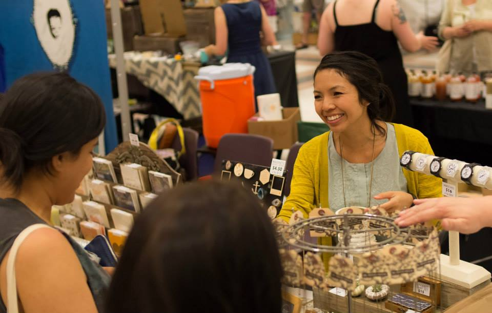 urban craft uprising craft fair | seattle's largest craft fair