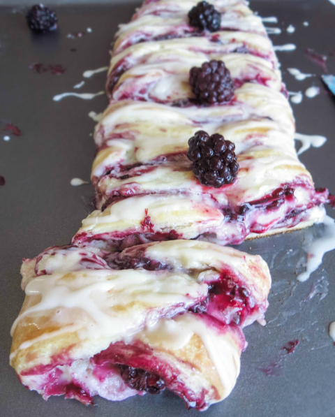 blackberry cheese danish recipe by sprinkle some sugar blog pop shop america