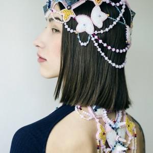 Rasa Vilcinskaite Jewel Crown