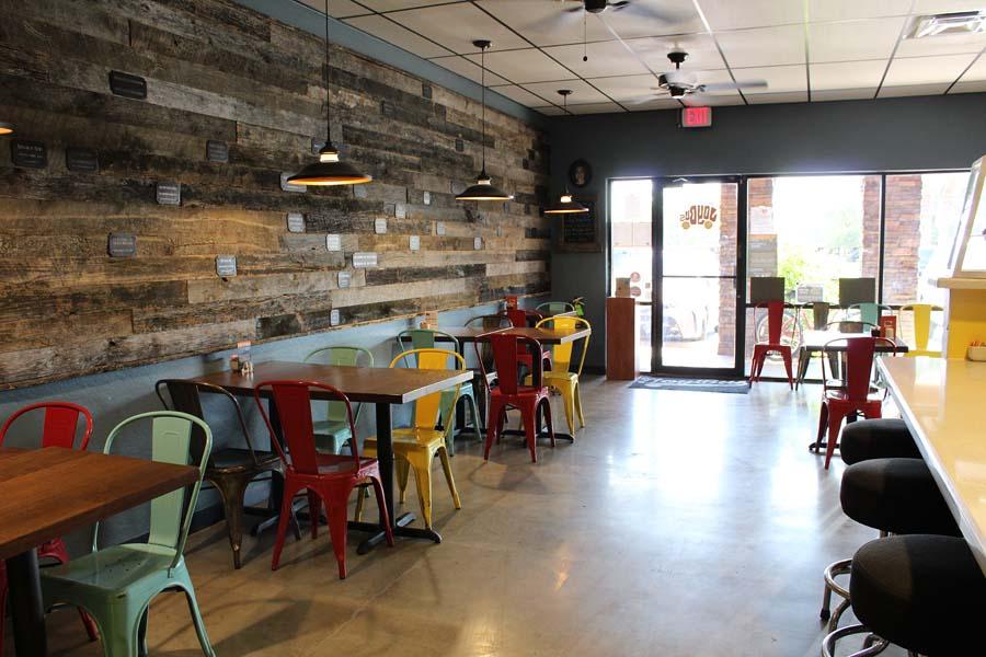 The Joy Bus Diner, Phoenix eatery