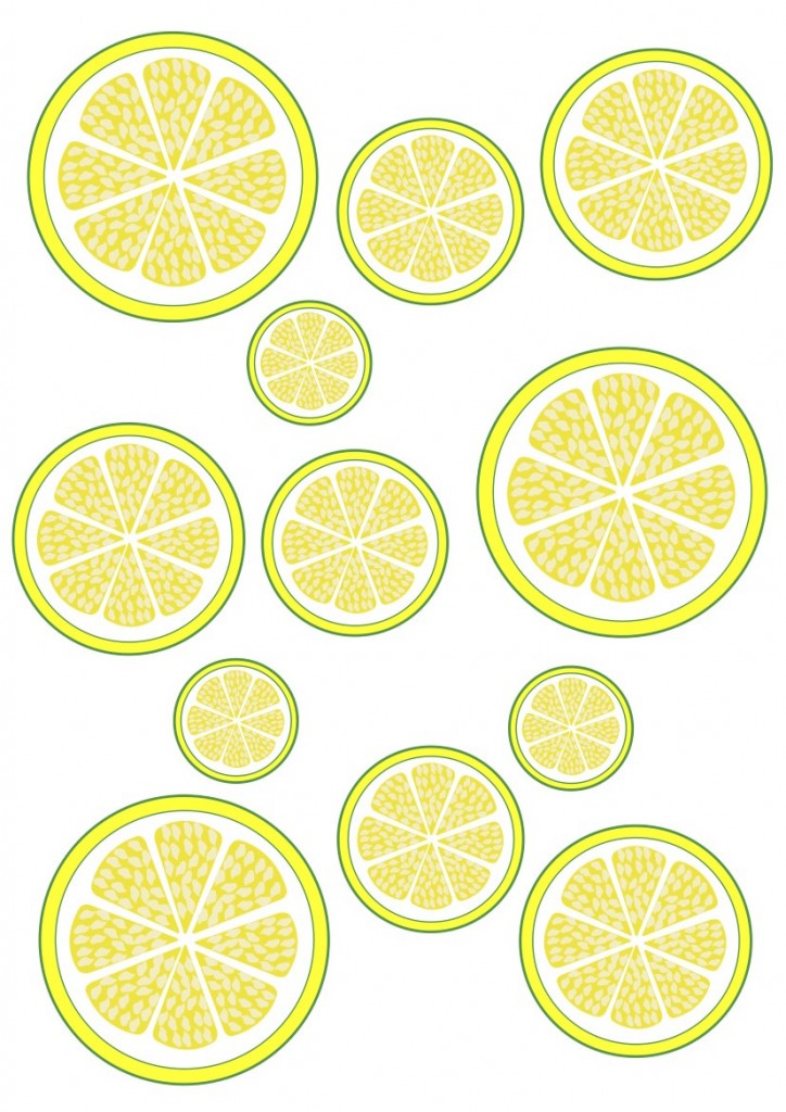 Free Printable Pictures Of Lemons