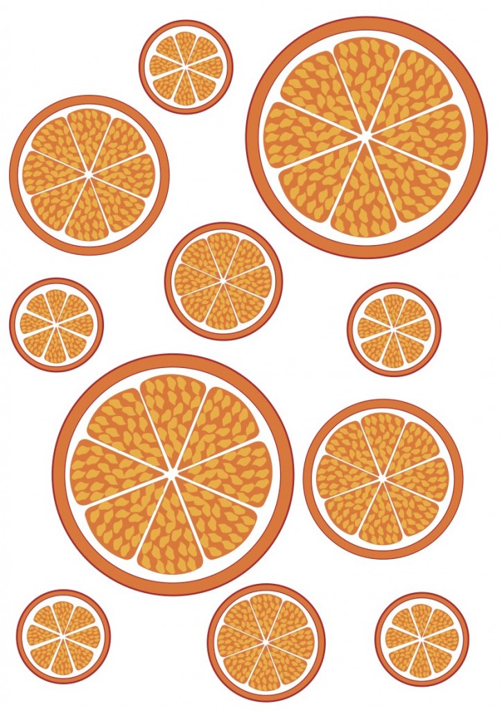 orange printable free summer printables pop shop america