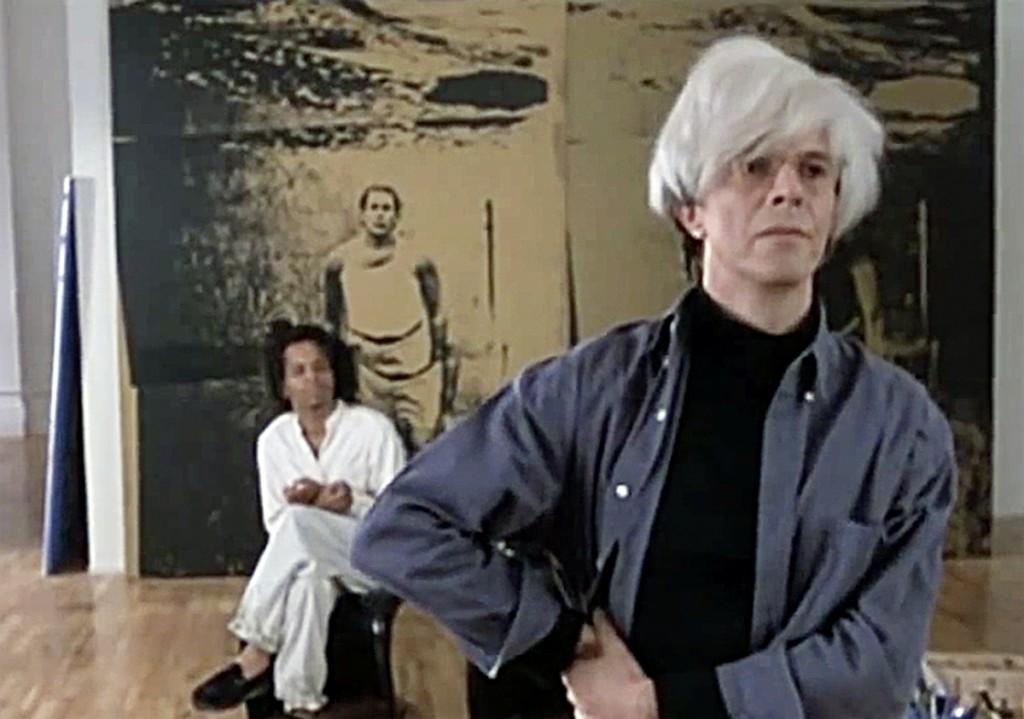 David-Bowie-Basquiat Movie Best Movies about Artists