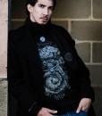 carl sagan space t shirt vincent fink cool guys t shirts