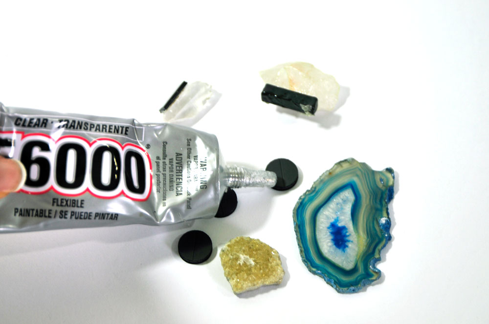 use-e6000-to-glue-the-stones-diy-crystal-magnets