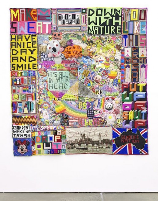 Paul Yore It's All In Your Head Tapestry