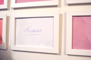 DIY Envelopes into Color Pop Art Home Decor