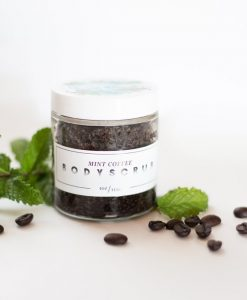mint-coffee-scrub-handcrafted-body-scrub