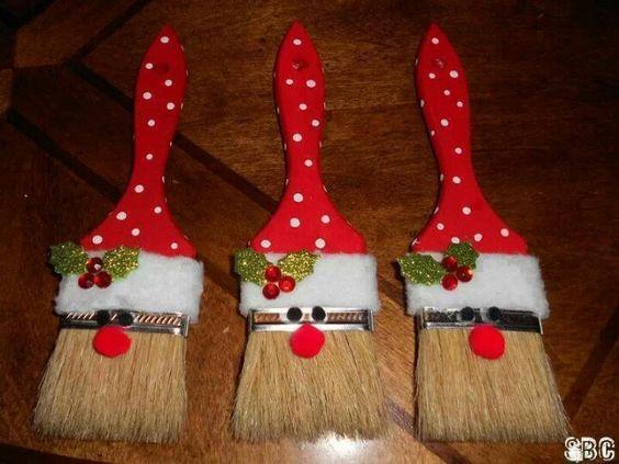 paint-brush-snowmen-craft