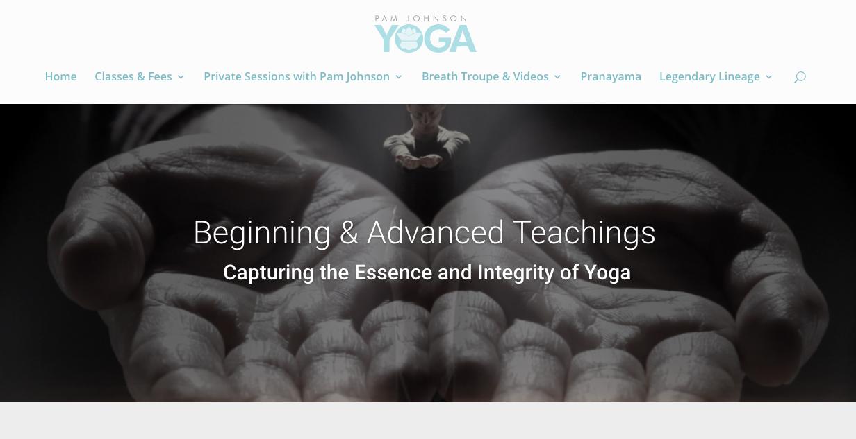 heights school of yoga website
