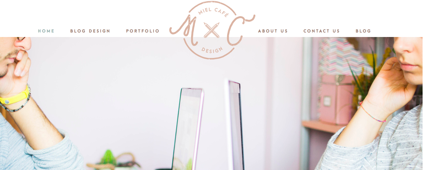 meil cafe design we build custom website