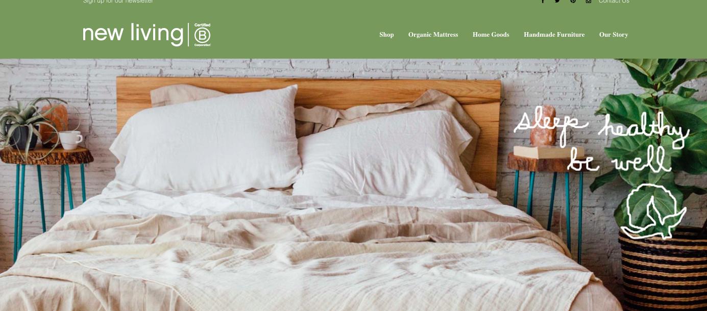 new living website digital agency pop shop america