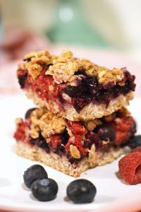 Mixed Berry Fruit Bars