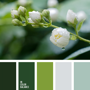 green color palette pop shop america color matching diy