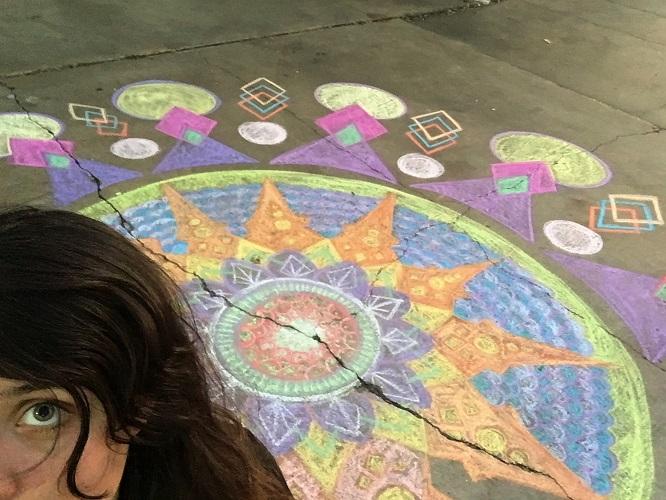 Hannah Bull Pop_Shop_Houston Mandala