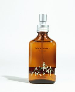 back of juniper ridge sierra granite cabin spray
