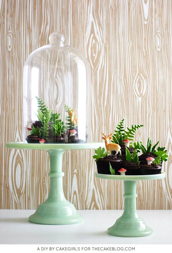 cupcake_terrarium_ spring garden party inspiration pop shop america