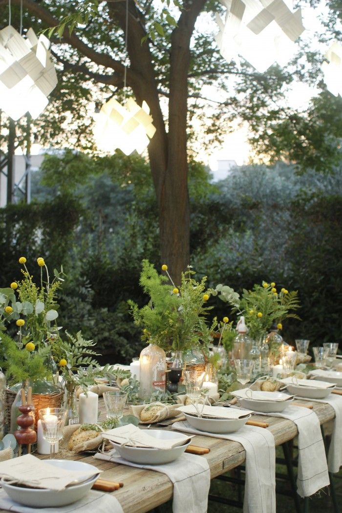 garden party inspiration diys for nice weather pop shop america