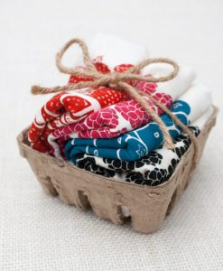 berry napkin set by tinas produce
