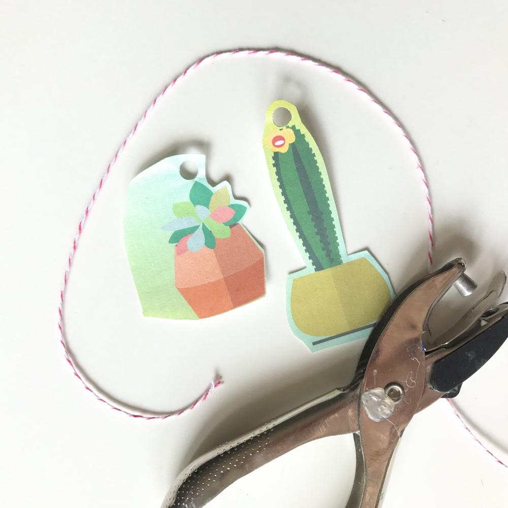 cut the gift tags diy terrarium printables