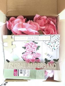see inside the home made luxe diy subscription box
